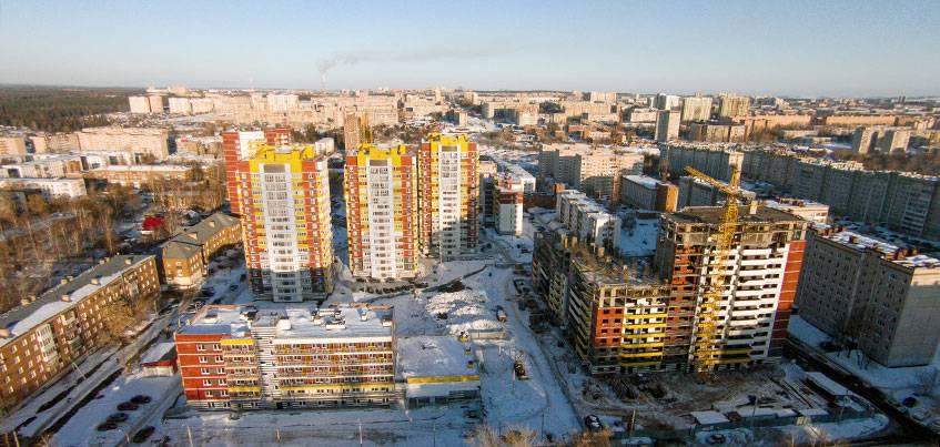 Новоселы принимают квартиры в шестом доме жилого комплекса «Алиса» в Ижевске