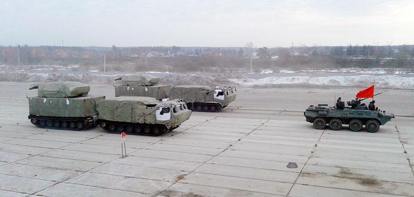 Арктический «Тор» ижевского завода «Купол» представят на Параде Победы в Москве