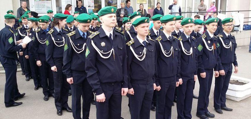 Школьники из Ижевска примут участие в параде Кадетского движения Москвы