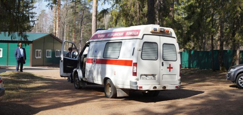 ЧП в лагере «Дружба» под Ижевском: большинство детей планируют выписать из больницы 5 мая