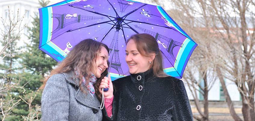 Погода в Ижевске: вся неделя будет дождливой