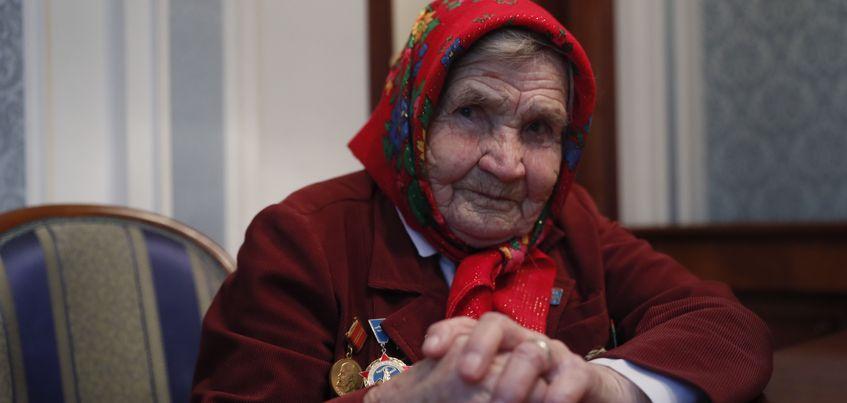 Ветеран из Удмуртии будет участвовать на Параде Победы в Москве