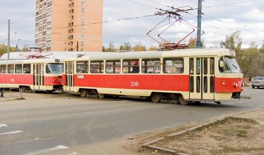 С 5 июля в Ижевске перестанут ходить 5 маршрутов трамваев