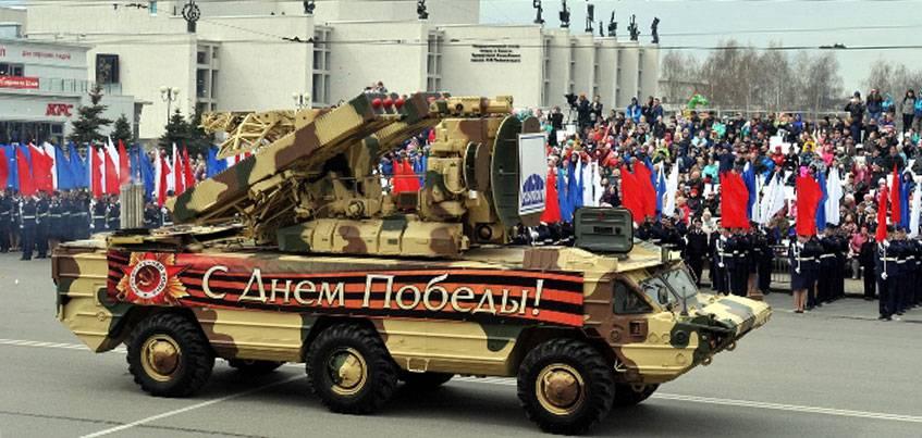 В День Победы в Ижевске состоялись концертные программы и патриотические мероприятия