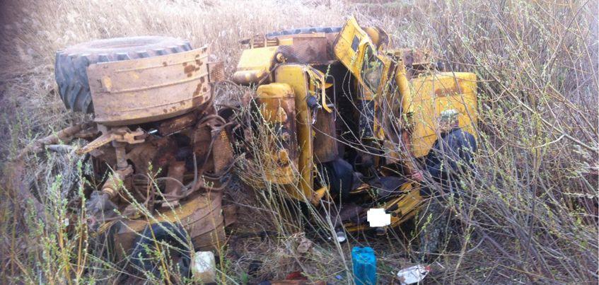 52-летний водитель трактора погиб в ДТП в Каракулинском районе Удмуртии