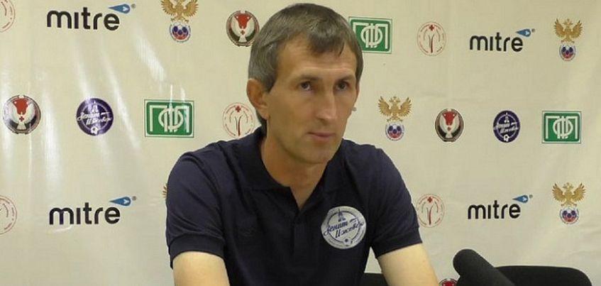 Тренер клуба «Зенит-Ижевск» признан лучшим тренером апреля