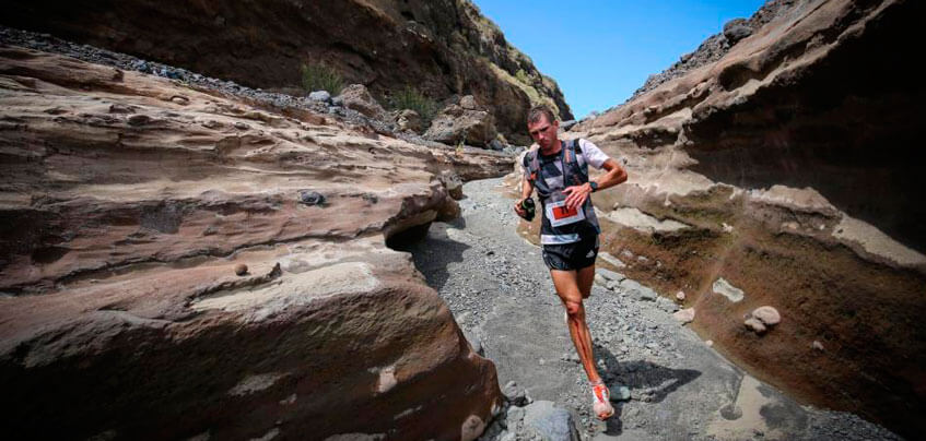 Ижевчанин пробежал ультрамарафон – 74 километра по горной местности