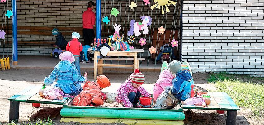Есть вопрос: как летом будут работать детские сады Ижевска?