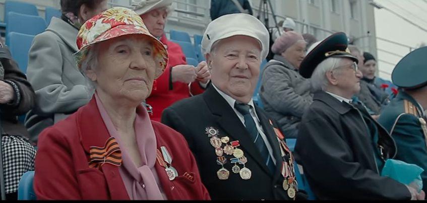 Видео: Ижевчане сняли социальный ролик «Ветераны - это не только 9 мая»