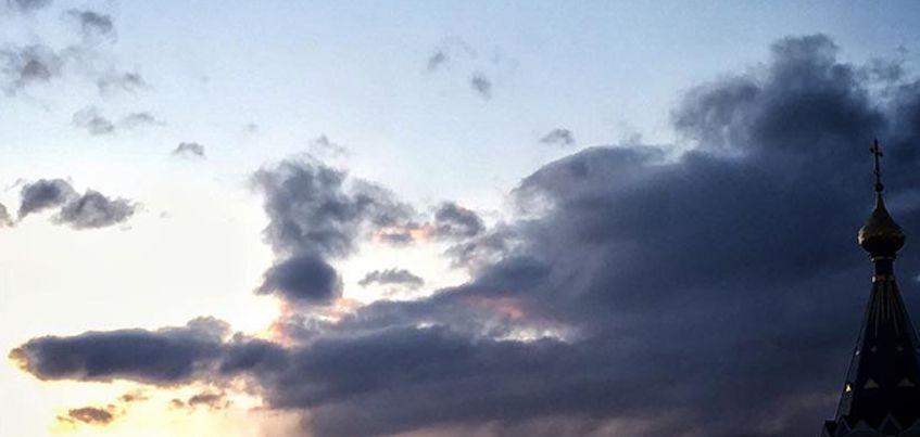 7 чудесных фотографий заката в Ижевске