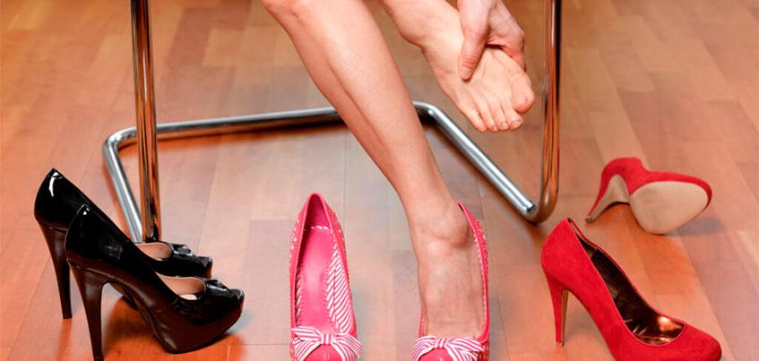 Сигналы «sos» наших ног: что делать, если ступни отекают и болят