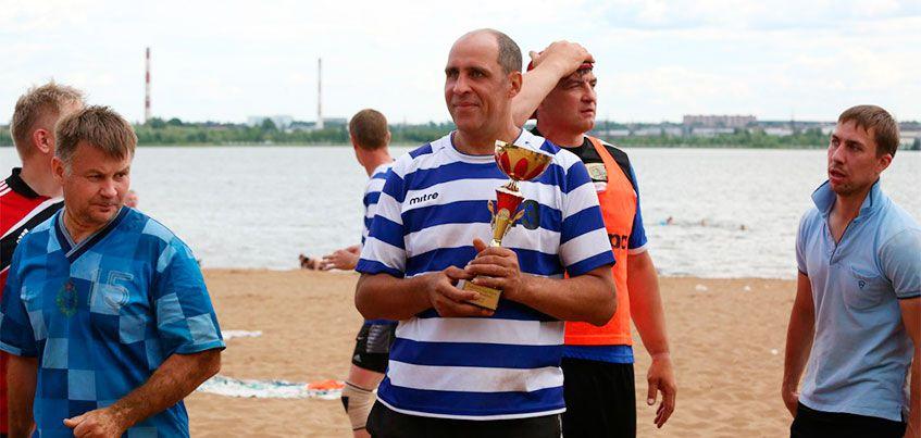 В Ижевске впервые пройдут пляжные игры в рамках Кубка чемпиона Европы по пляжному гандболу Дмитрия Фёдорова