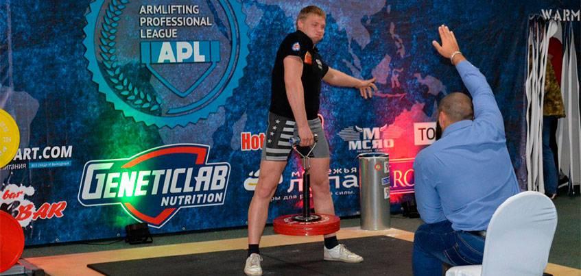 Студент ИжГТУ Илья Пономарев стал бронзовым призёром Чемпионата Мира по армлифтингу