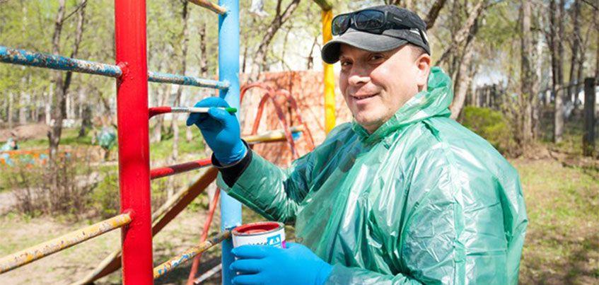 «Зеленый марафон» в Ижевске: Сбербанк дал старт серии социальных инициатив