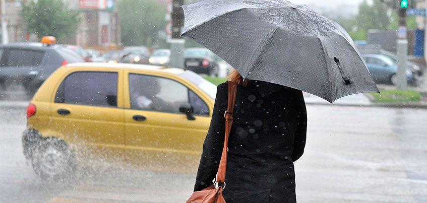 Погода в Ижевске: В выходные потеплеет до +23 градусов