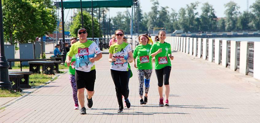 Десятки спортсменов и спортсменов-любителей из Ижевска пробегут Казанский марафон 21 мая