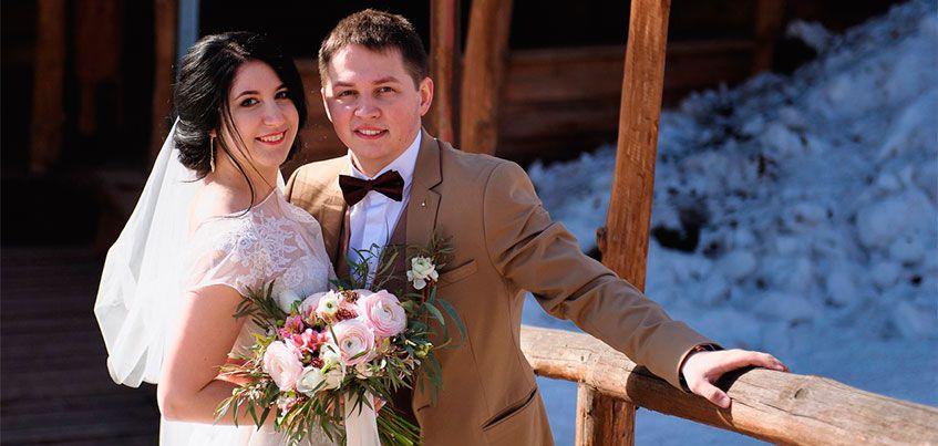Ижевские молодожены: Сыграли свадьбу в стиле хоббитов