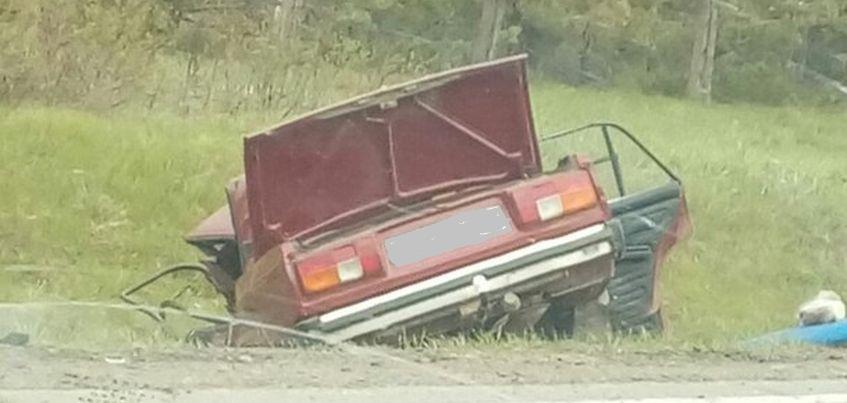 2 человека погибли в ДТП на Гольянском тракте в Удмуртии
