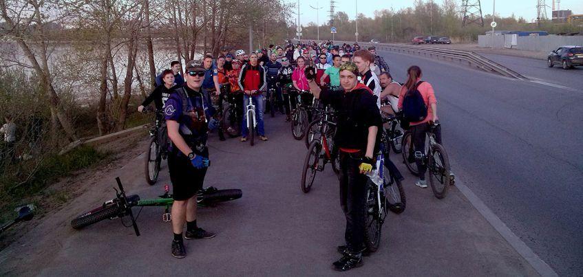 Ижевск занял 4 место среди городов России по количеству участников акции «На работу на велосипеде»