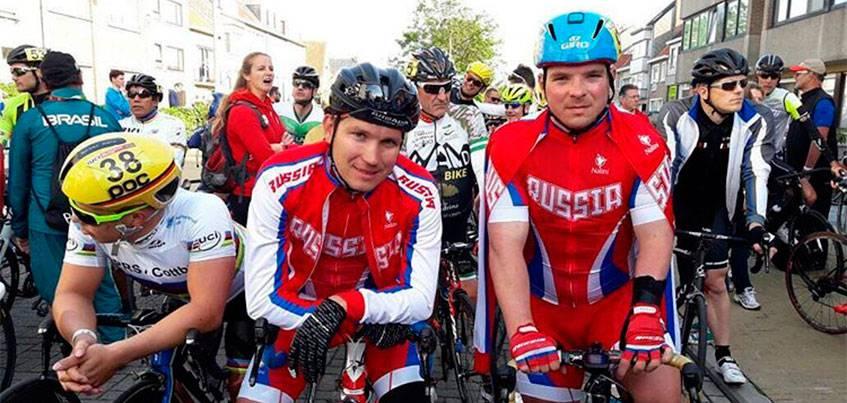 Ижевчанин Арслан Гильмутдинов стал победителем этапа Кубка Мира по паравелоспорту