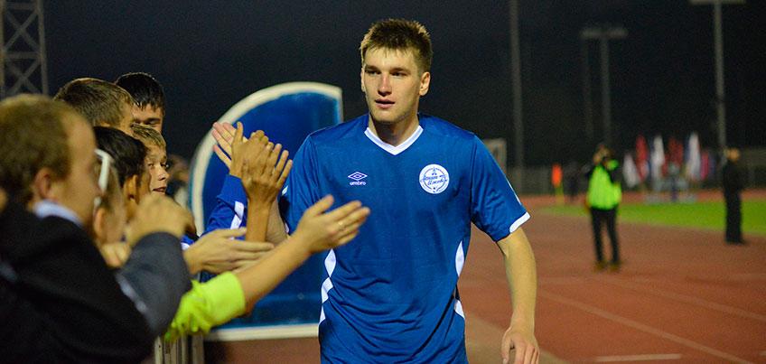 Ижевский «Зенит» одержал победу в последнем домашнем матче сезона