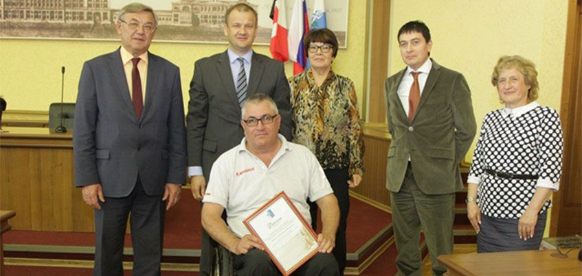 В Ижевске подвели итоги конкурса инициатив и достижений социально ориентированных НКО