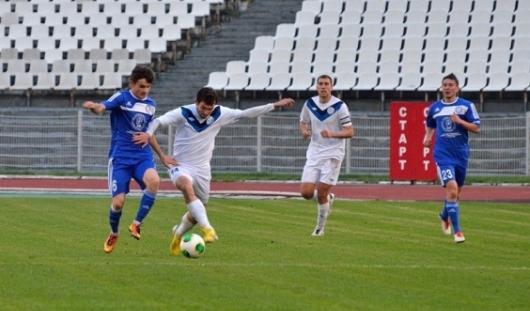 Ижевские футболисты выиграли у челнинского КамАЗа в контрольном матче