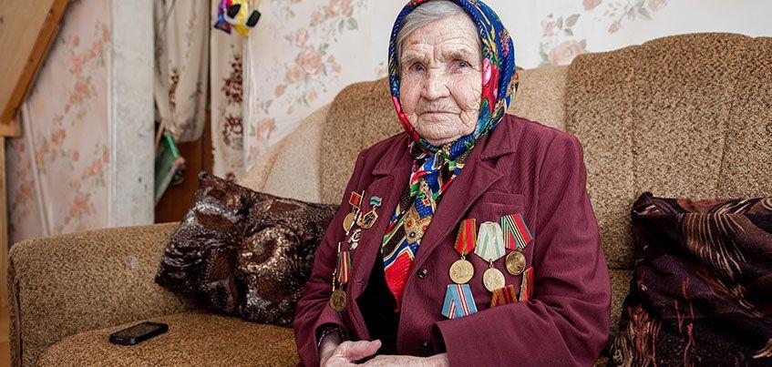 Участница Великой Отечественной войны: «О войне ничего не напоминает и, слава Богу!»