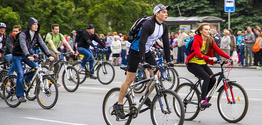 Где в Ижевске взять велосипед на прокат?