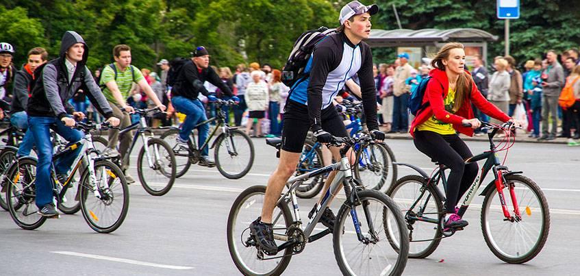12 июня стартует традиционный ижевский велопарад