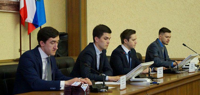В Ижевске прошла четвертая сессия Молодежного парламента