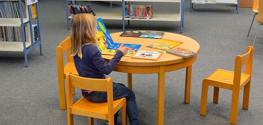 Для юных ижевчан все лето в библиотеках будут организованы спектакли, игры, выставки, викторины и беседы