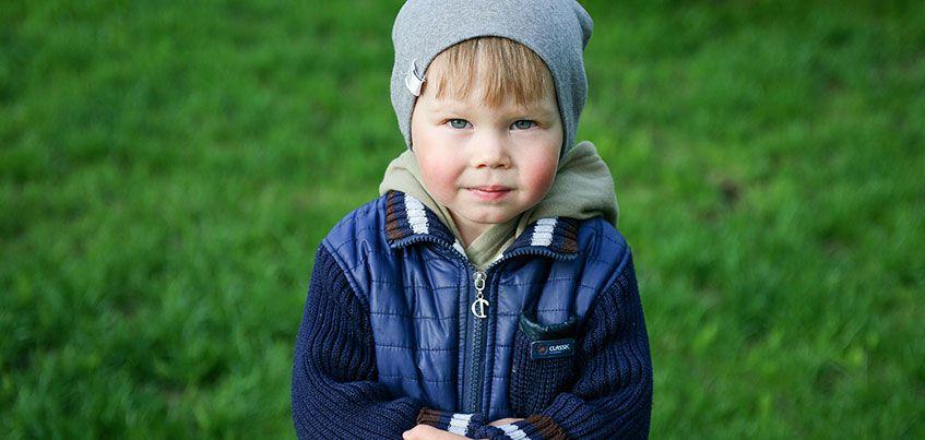 Нужна помощь: 3-летнему Егору из Ижевска с диабетом необходима инсулиновая помпа