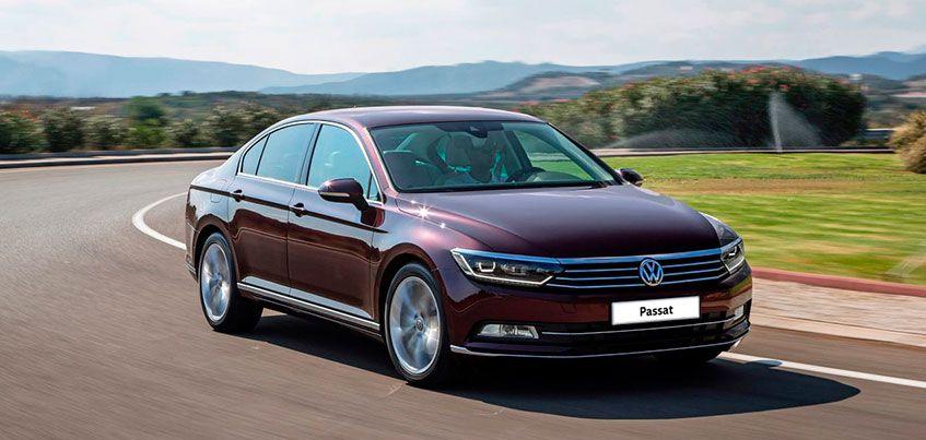 Ижевчане могут купить Volkswagen Passat с выгодой до 200 тысяч рублей