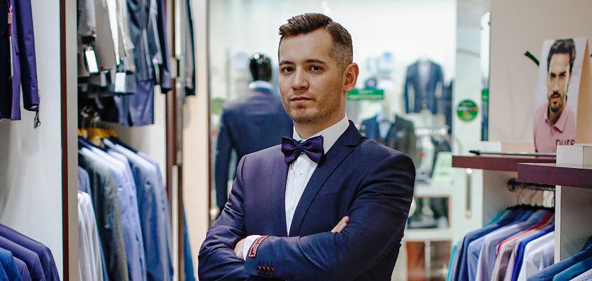Выбираем мужскую одежду для важного события в ижевском торговом центре