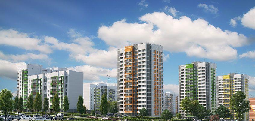 В Микрорайоне «Восток» в Ижевске появится новый жилой комплекс