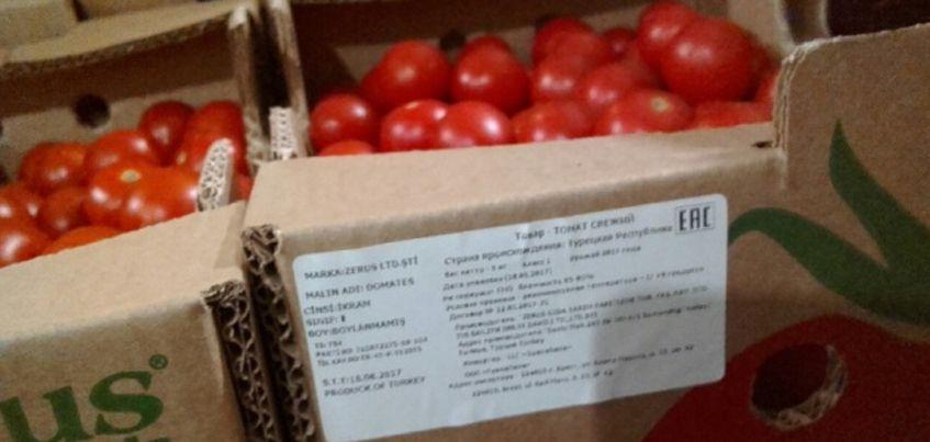 В Ижевске уничтожили санкционные белорусские томаты