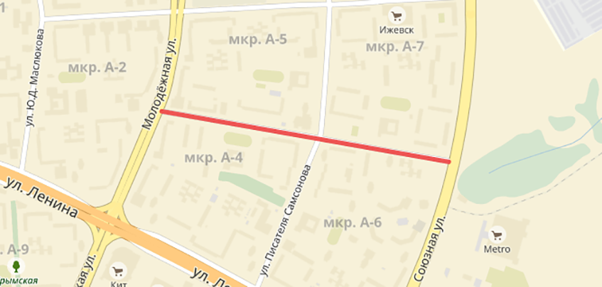 В Ижевске появится улица Кудинова и Рябиновый сквер