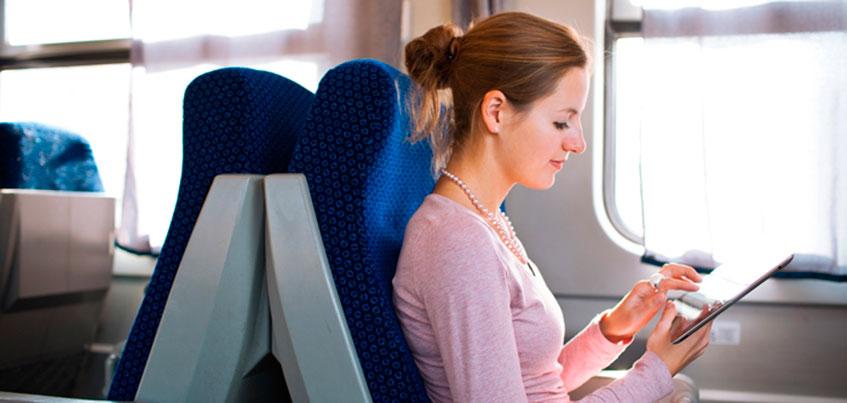Tele2 и РЖД договорились о развитии услуг мобильной связи для пассажиров