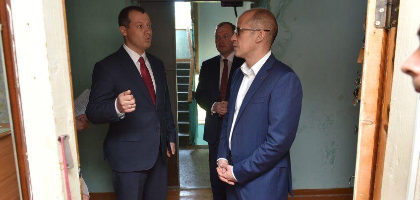 Врио главы Удмуртии: жители Симонихи должны въехать в новые квартиры до 15 декабря