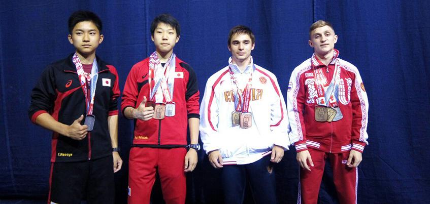 Житель Удмуртии стал Чемпионом и рекордсменом Мира по жиму лежа