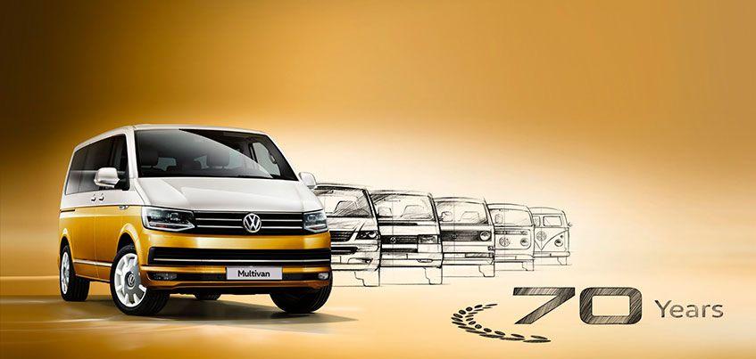 В честь юбилея Volkswagen Bulli ИТС-Авто дарит подарки автомобилистам Ижевска
