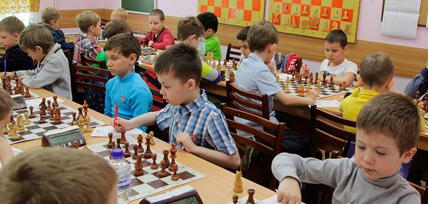 Юные шахматисты Удмуртии завоевали на домашнем этапе Кубка страны 12 наград