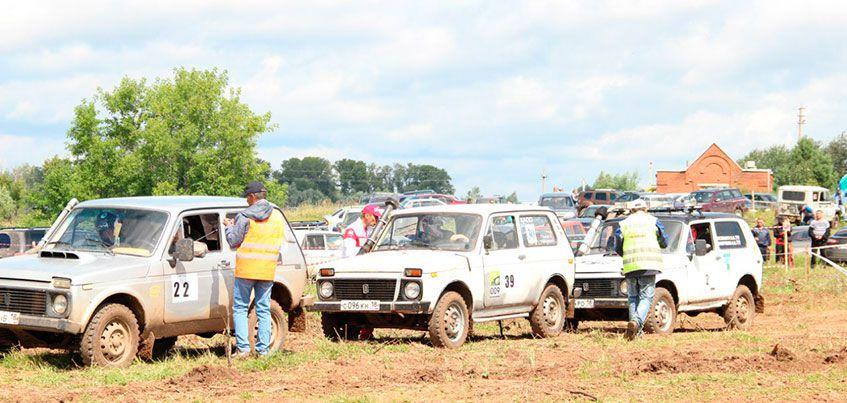В Сарапульском районе пройдет Кубок Удмуртии по кроссу и автомногоборью