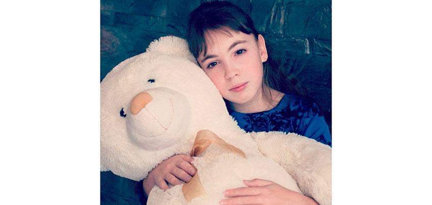 Нужна помощь: 11-летняя Ксюша из Удмуртии может перестать расти