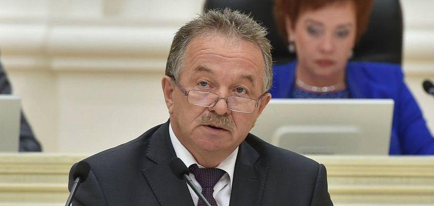 Рафиса Касимова подозревают в том, что он способствовал вырубке лесов в особо охраняемых зонах