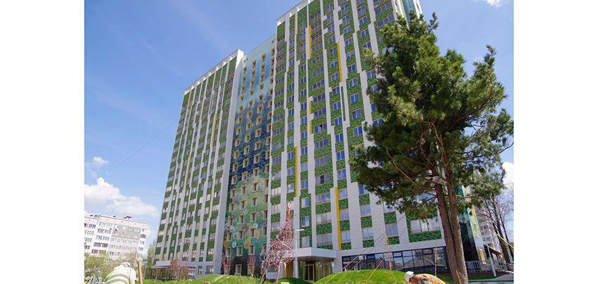 Ижевский жилой комплекс «ECO Life» победил на национальном этапе Всемирного конкурса FIABCI