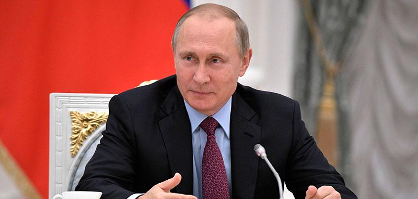 Президент России Владимир Путин приедет в Ижевск 27 июня