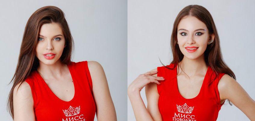 Две ижевчанки приняли участие в конкурсе красоты «Мисс Поволжье 2017»