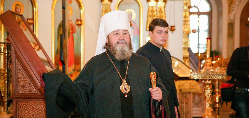 Главные службы июля: в каких храмах Удмуртии богослужения будет проводить митрополит Викторин